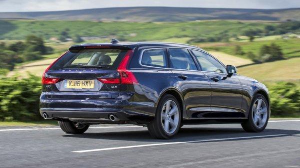 Выпустили новый шведский универсал: Обзор Volvo V90 2016