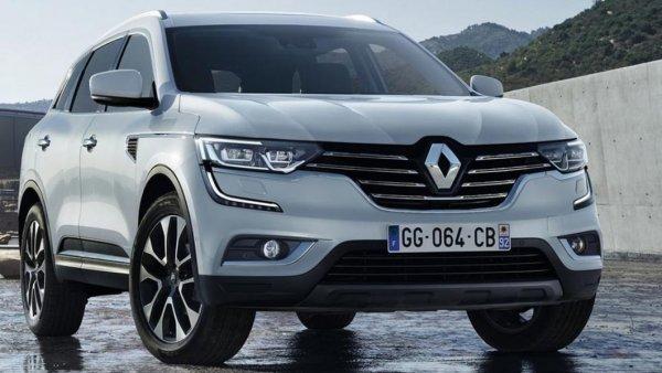 Представлен новый изящный кроссовер: Обзор Renault Koleos Zen FWD 2016