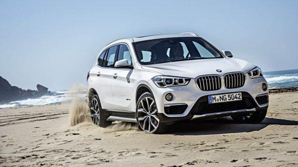 Новый BMW X1 получил рублевый ценник