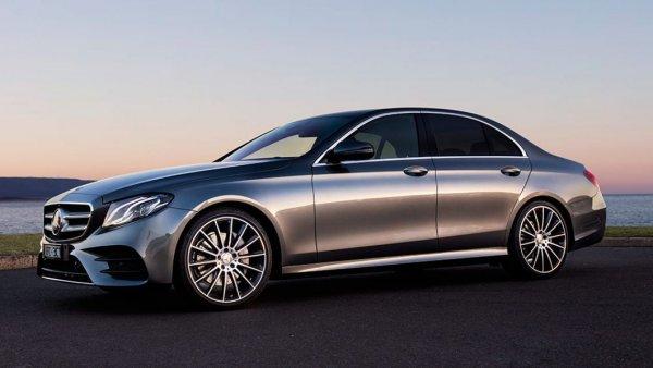 Появился новый роскошный седан: Обзор Mercedes-Benz E220d 2016