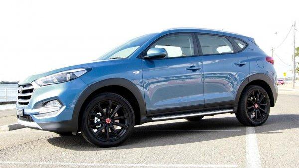 Выпущен новый корейский кроссовер: Обзор Hyundai Tucson Special Edition 2016