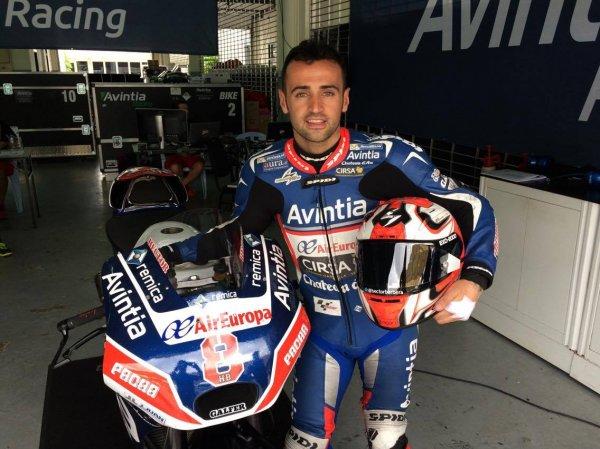 Эктор Барбера проведёт Гран-при Японии за команду Ducati