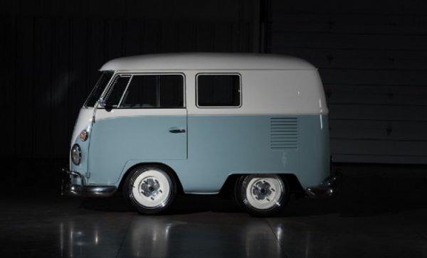 С аукциона продадут урезанный ретро-вэн Volkswagen