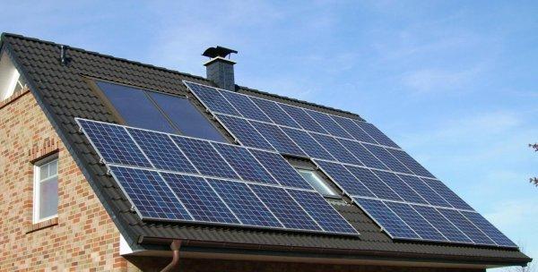 Солнечные батареи своими руками для частного 27