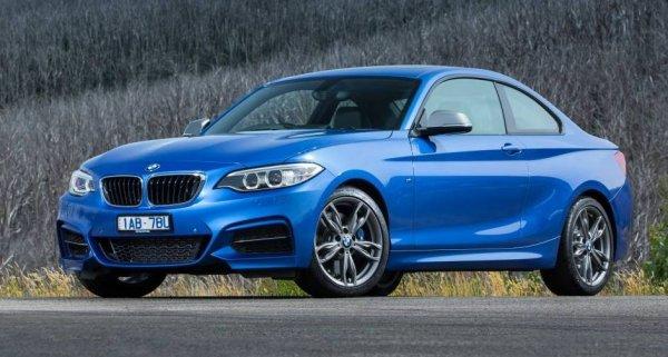 Представлено новое немецкое купе: Обзор BMW 2-Series 2016