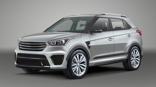 �������� ���� Hyundai Creta � ����������� ���������