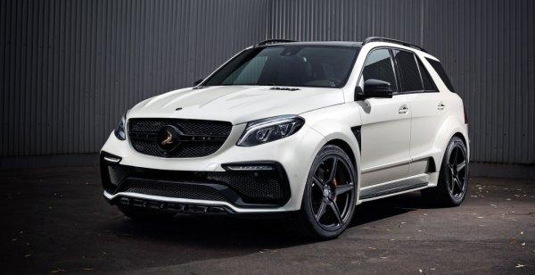 ���������� ������ �������� ���������������� Mercedes-Benz GLE 63