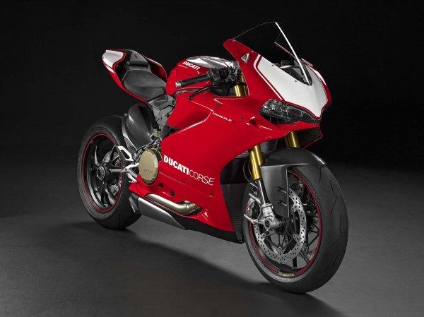 Мотоцикл Ducati 1299 Superleggera оценён в $80 тысяч