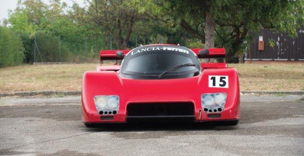 Раритетный спорткар Lancia-Ferrari LC2 уйдёт с молотка
