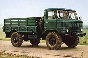 Купить запчасти на ГАЗ 66