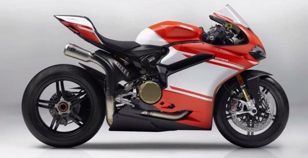 В сети появились снимки Project 1408 от Ducati