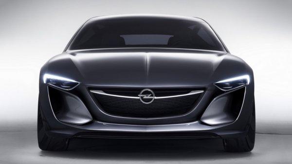 Opel представил фару для нового поколения Insignia