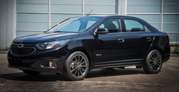 Компания Chevrolet представила седан Cobalt Midnight