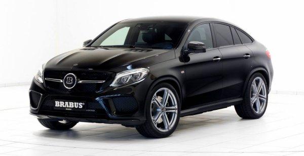 Ателье Brabus построило кроссовер Mercedes-AMG GLE 43 Coupe