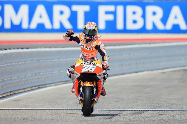 Дани Педроса может принять участие в Гран-при Валенсии