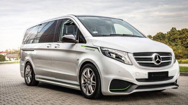 Ателье Carlex Design показало спецверсию Mercedes-Benz Vito