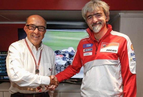 Ducati продлил конструкторский договор с MotoGP еще на 5 лет