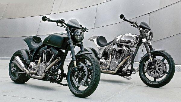 Мотоцикл Arch KRGT-1 оценили в 78 000 долларов