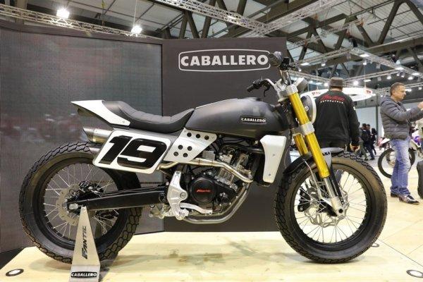 Представлены две новые модификации Fantic Caballero 2017