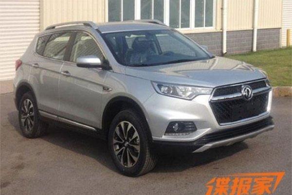 В Гуанчжоу представили Dongfeng MX5