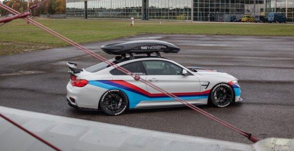 Тюнеры оснастили купе BMW M4 Coupe 700-сильным двигателем