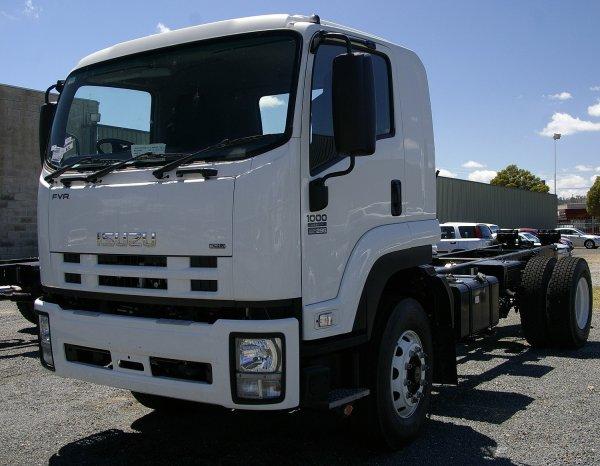 В марте 2017 года Isuzu начнет серийный выпуск грузовиков в Ульяновске