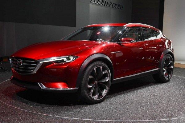 Кроссовер Mazda CX-4 удостоился награды за лучший дизайн