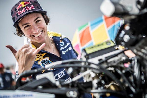 Анастасия Нифонтова не будет участвовать в Dakar-2017 из-за мельдония