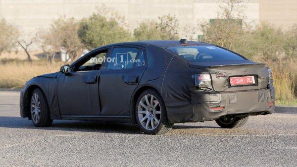 Новый Lexus LC сфотографировали с близкого растояния