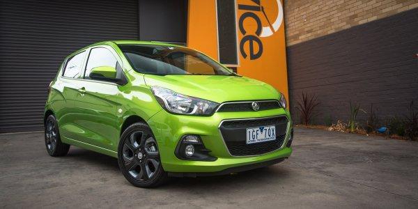 Вышел новый микрокар: Обзор Holden Spark LT 2016