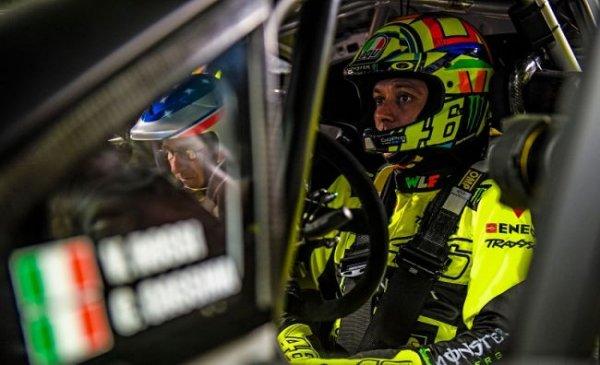 Росси в пятый раз одержал победу в Monza Rally Show