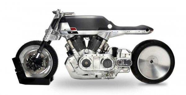 Компания Vanguard готовится к презентации нового мотоцикла Roadster