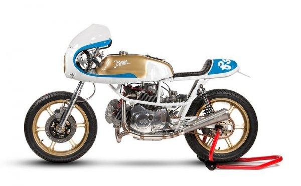 Тюнеры из Maria Motorcycles «вдохнули жизнь» в Ducati Pantah