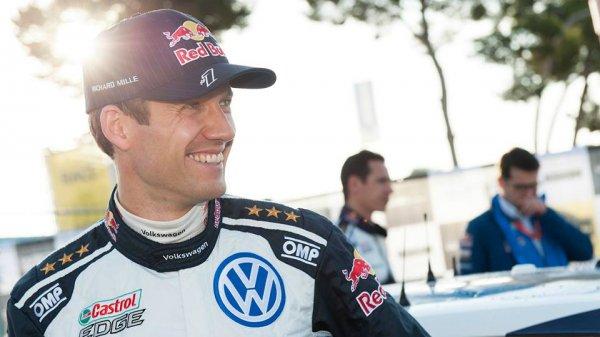 Себастьен Ожье выбирает между двумя командами для выступления в WRC
