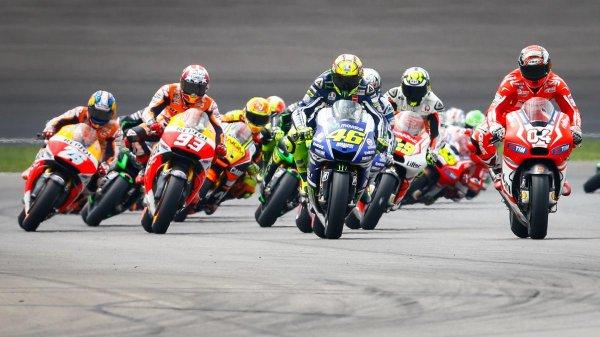 Этап MotoGP в Германии перенесли из-за «Формулы-1»