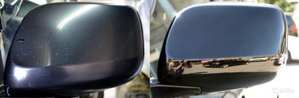 Жидкое стекло поможет сохранить внешний вид авто