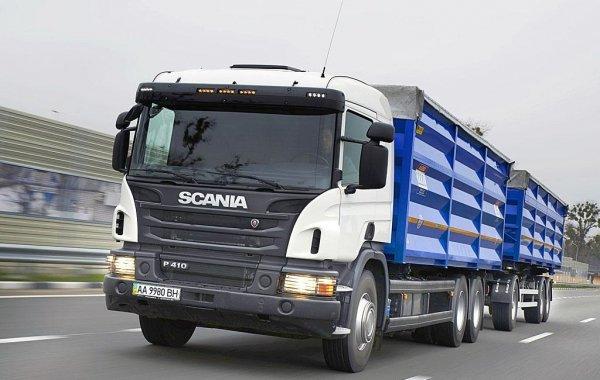 Scania предлагает украинцам специальную серию Silverline