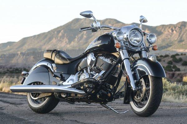 Компания Indian отзовёт более 23 тысяч мотоциклов
