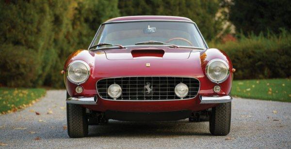 Ferrari 250 GT SWB Berlinetta оценили в 9,5 миллионов долларов