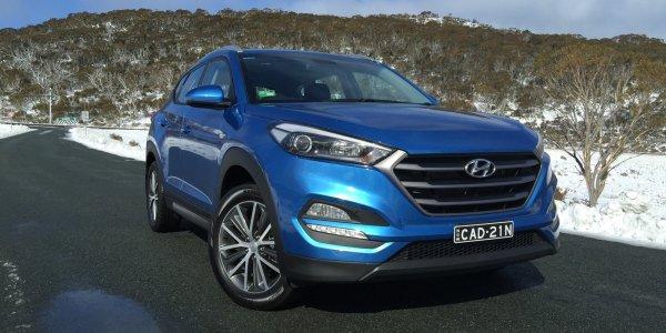Представлен новый кроссовер: Обзор Hyundai Tucson Elite AWD 2016