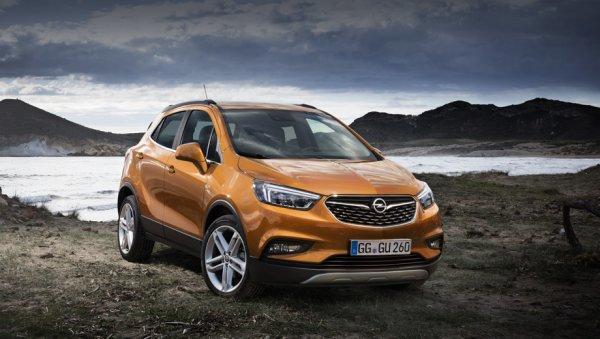 В России стартовал отзыв кроссоверов Opel Mokka