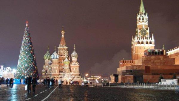 Московская полиция заблокирует проезд к местам массовых гуляний
