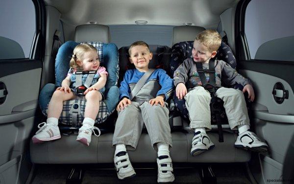 Курских родителей проверят на соблюдение правил перевозки детей