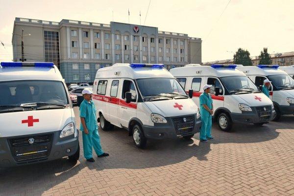 В Удмуртию поступят 12 новых машин скорой помощи до конца года