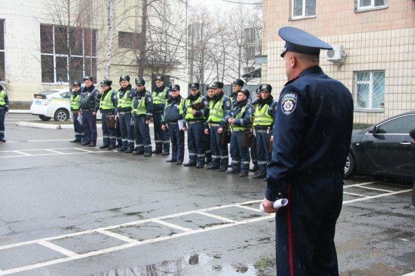 ГАИ вернётся на дороги Украины