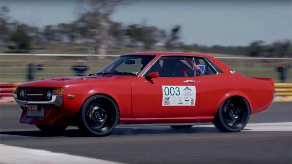 В Австралии построили 1100-сильную полноприводную Toyota Celica