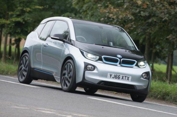 Вышел новый электромобиль: Обзор BMW i3 REx 2016