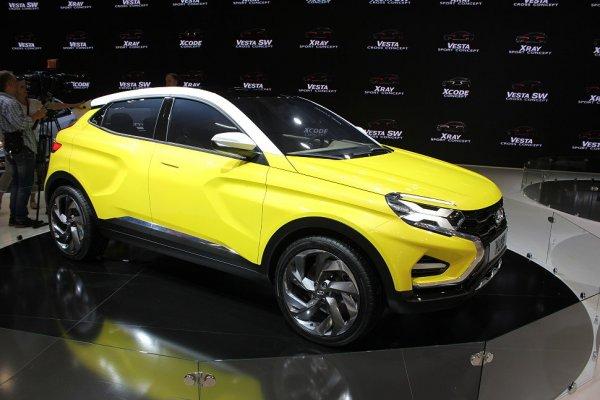 Новинки Автоваза в 2017 году