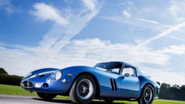С молотка уйдет самый дорогой Ferrari