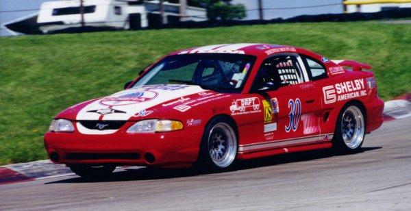 Ford Mustang Cobra R 1995 года получил ценник в $1 млн